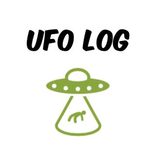 UFO abducting someone
