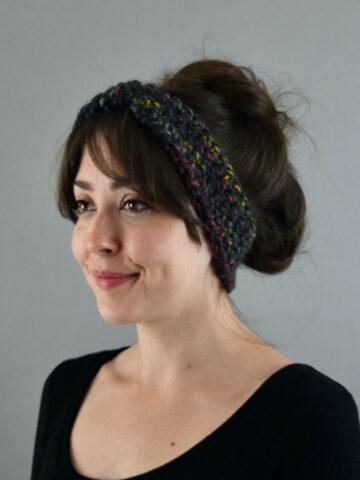 Infinity Headband Crochet Pattern