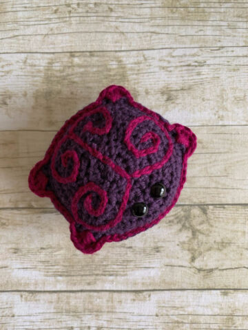 Snuggle Bug Crochet Pattern