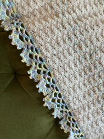 Edging E Vintage Crochet