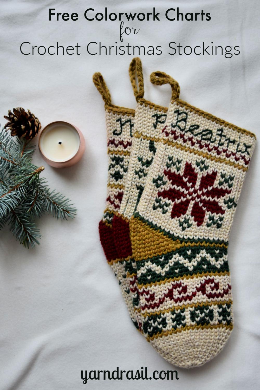 Close-up of Selburose stocking