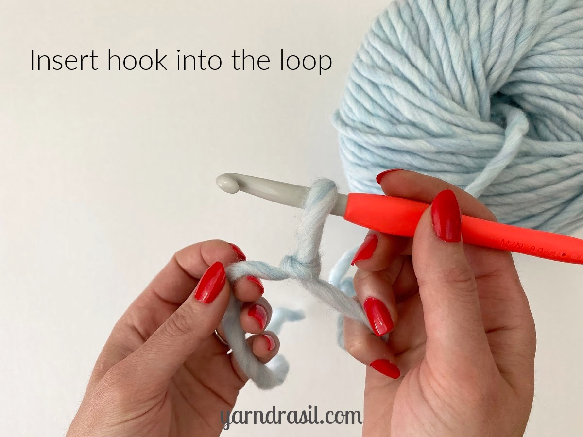 Insert hook into the loop