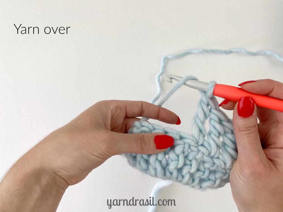 Yarn over
